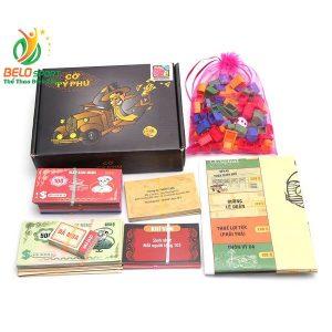 Đồ chơi Board Game BG1022 Bộ Cờ Tỷ Phú Việt NamGiá rẻ tại Belo Sport