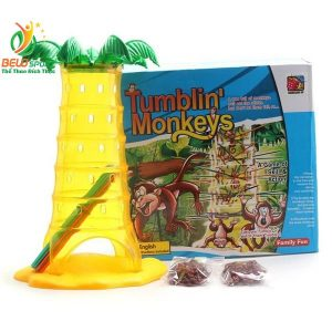 Đồ chơi Board Game BG1044 Rút Khỉ – Tumblin' Monkeys tại Belo