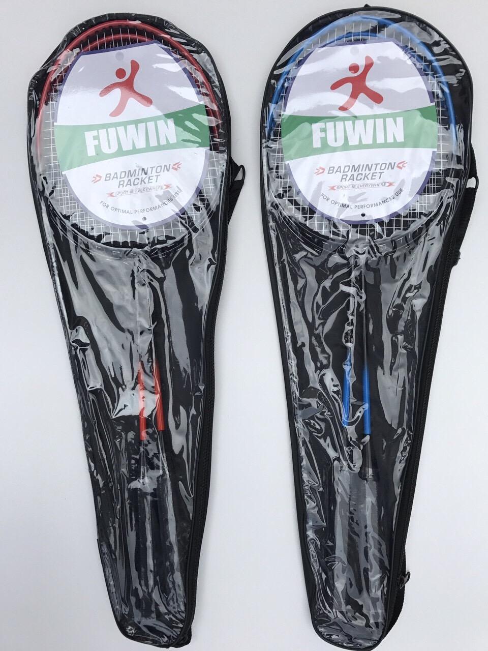 vợt cầu lông đôi fuwin bao kính giá rẻ