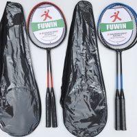 Vợt cầu lông Fuwin bao kính