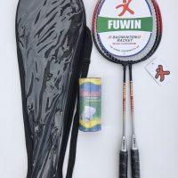 Vợt cầu lông Fuwin bao kính giá rẻ