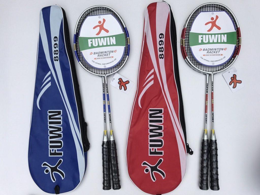 Vợt cầu lông đôi Fuwin 8899
