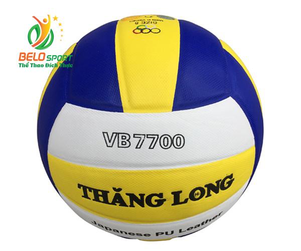 Quả bóng chuyền VB7700 Thăng Long thi đấu chính hãng giá rẻ