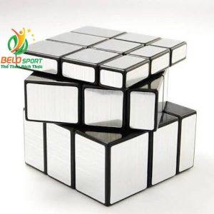 Đồ chơi Rubik Mirror 3×3 Silver ShengShoutại Belo Sport
