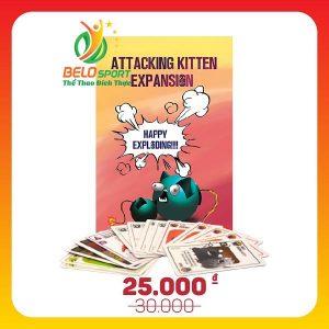Trò chơi Board Game BG1013 Mèo Nổ Bản Mở Rộng #2 Attacking Kittenstại Belo Sport