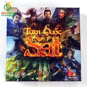 Trò chơi Board Game BG2207 Tam Quốc Sát: Nội Chiến (phiên bản đầy đủ) tại Belo Sport