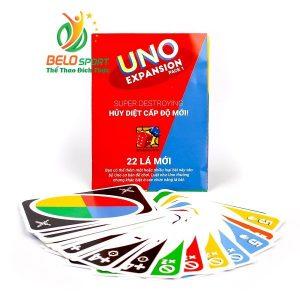 Trò chơi Board Game CBBG01 Combo UNO Battletại Belo Sport