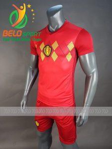 Áo bóng đá đội tuyển Bỉ World cup 2018
