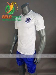 Áo bóng đá đội tuyển Anh World cup 2018 màu trắng