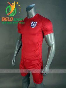 Áo bóng đá đội tuyển Anh World cup 2018 màu đỏ