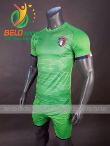 Áo bóng đá đội tuyển ITALIA World cup 2018 màu xanh