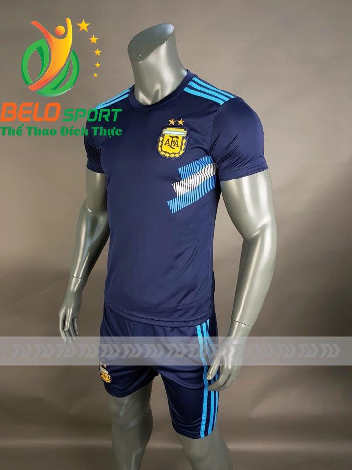 Áo bóng đá đội tuyển Argentina world cup 2018