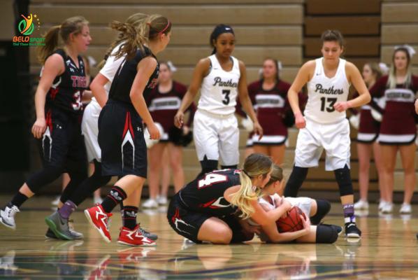 luật thi đấu bóng rổ