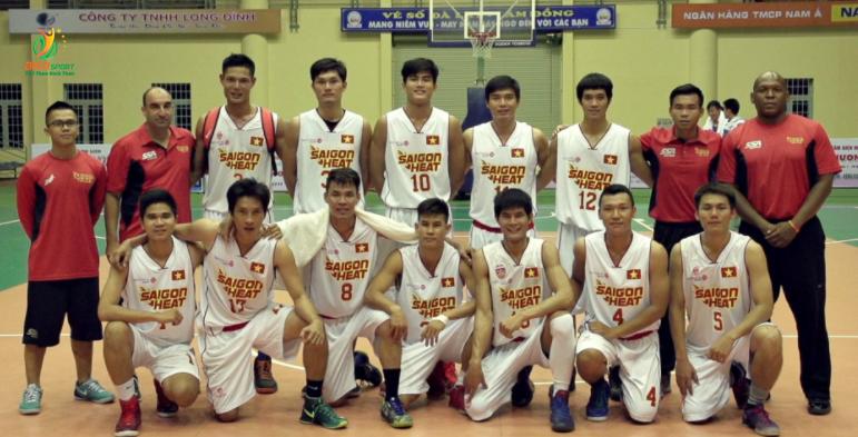 đội bóng rổ
