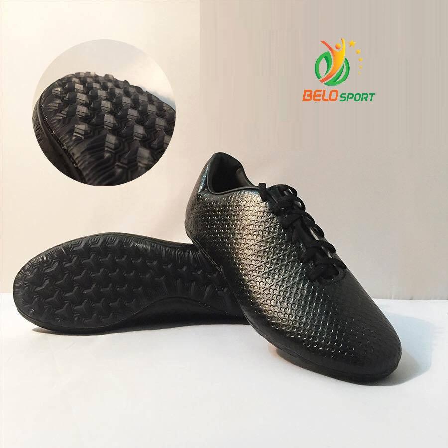Giày bóng đá Diablo đen