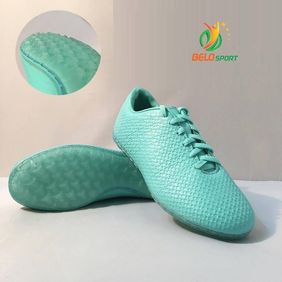 Giày bóng đá Diablo xanh ngọc