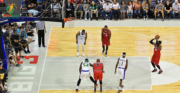 luật bóng rổ 3 người