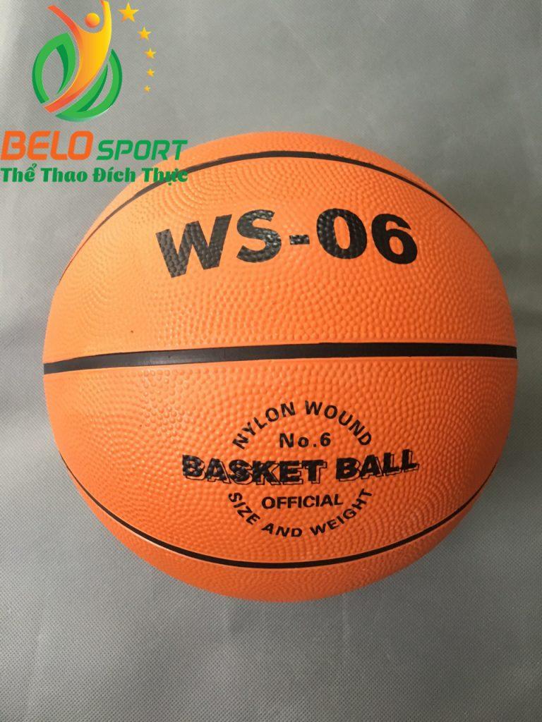 Quả bóng rổ số 6 Win Star WS06 chính hãng