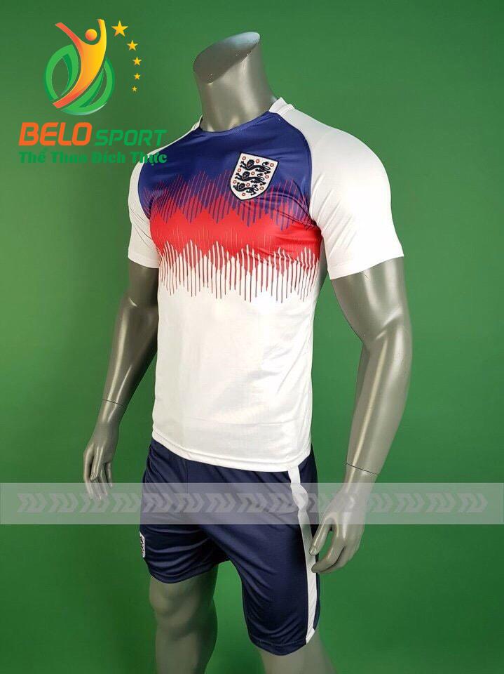 Áo bóng đá đội tuyển Anh world cup 2018