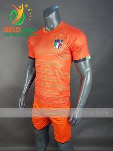 Áo bóng đá đội tuyển Italia world cup 2018 màu cam