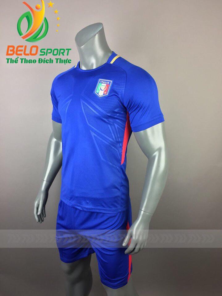 Áo bóng đá đội tuyển Italia world cup 2018 màu xanh dương
