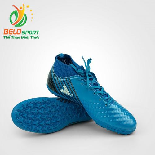 Giày đá bóng động lực MITRE chính hãng 170434 màu xanh dương