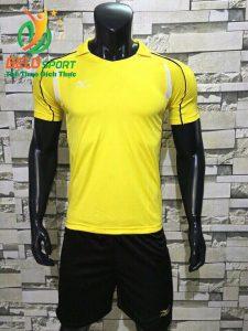 Áo bóng chuyền nam màu vàng 2018-B9