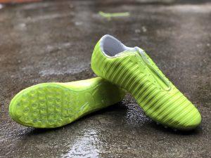Giày King Speed 2018 xanh chuối