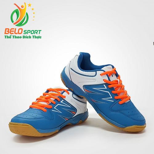 Giày bóng chuyền  PROMAX động lực 17009 màu xanh pha trắng
