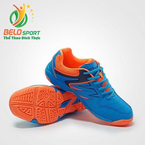 Giày bóng chuyền  PROMAX động lực 17009 chính hãng màu xanh nhạt pha cam