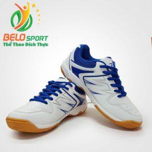 Giày bóng chuyền  PROMAX động lực 17009 màu trắng pha xanh