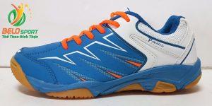 Giày cầu lông động lực PROMAX 17009 màu xanh pha trắng