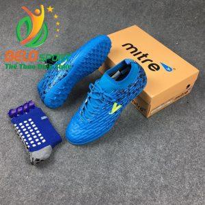 Giày đá bóng động lực MITRE chính hãng 170501 màu xanh dương