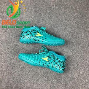 Giày đá bóng động lực MITRE chính hãng 170501 màu xanh ngọc