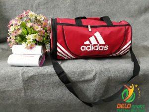 Túi trống đựng đồ thể thao T2018-03 màu đỏ
