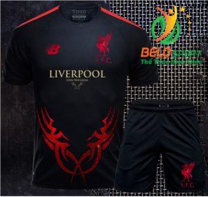 Áo bóng đá siêu cấp CLB Liverpool 2018