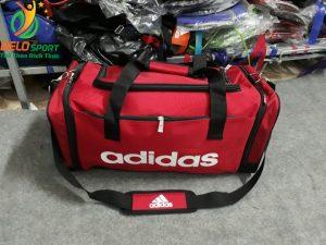 Túi trống đựng đồ thể thao T2018-04 màu đỏ