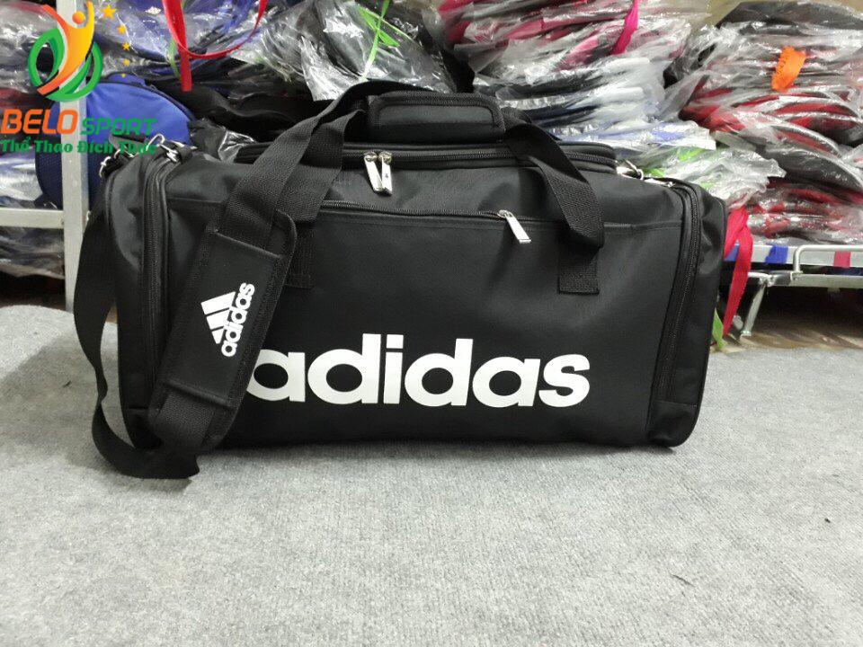 Túi trống đựng đồ thể thao T2018-04 màu đen