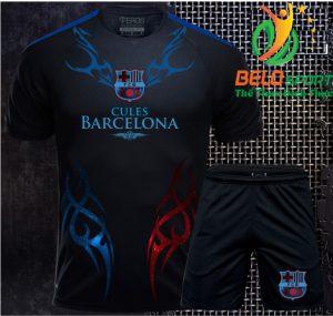 Áo bóng đá siêu cấp CLB barcelona 2018