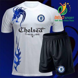 Áo bóng đá siêu cấp CLB Chelsea 2018
