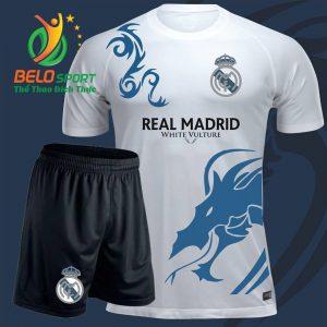 Áo bóng đá siêu cấp CLB Real 2018