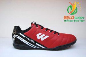 Giày bóng đá chính hãng prowin RX 2018 màu đỏ