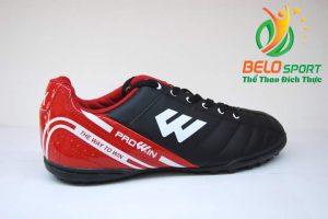 Giày bóng đá chính hãng prowin RX 2018 màu đen