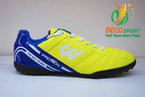 Giày bóng đá chính hãng prowin RX 2018 màu vàng