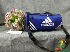 Túi trống đựng đồ thể thao T2018-03 màu xanh dươg