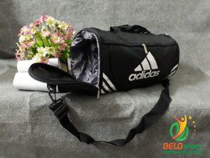 Túi trống đựng đồ thể thao T2018-03 màu đen