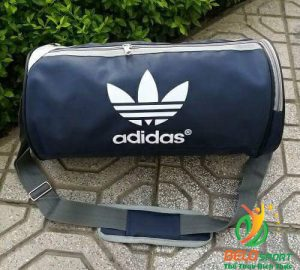 Túi trống đựng đồ thể thao T2018-02 màu xanh tím than