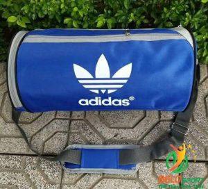Túi trống đựng đồ thể thao T2018-02 màu xanh dương đậm