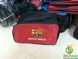 Túi xách bóng đá CLB Barcelona màu đỏ