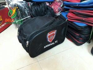 Túi xách bóng đá CLB Aesenal màu đen